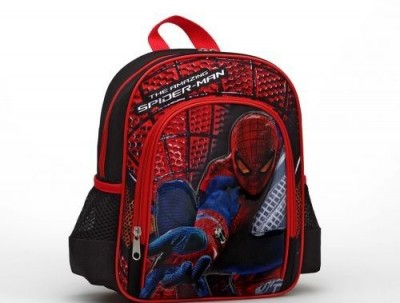 Mochila Pre Escolar Amazing Spiderman