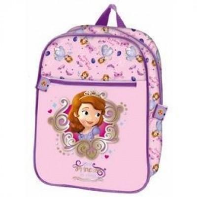 Mochila Pre Escolar Disney Princesa Sofia Charme
