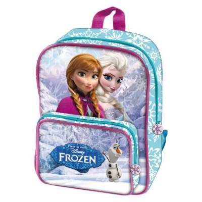 Mochila Pre Escolar Frozen Arendelle