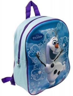 Mochila pre escolar Frozen Olaf Blue 3D