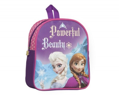 Mochila pre escolar Frozen Powerful Beauty