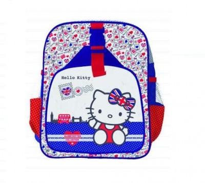 Mochila Pre Escolar Hello Kitty UK