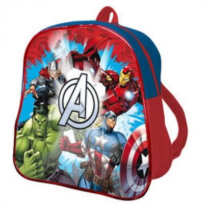 Mochila pré escolar Marvel Avengers Reunion