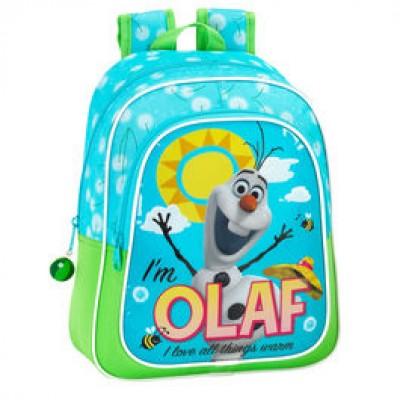 Mochila Pre Escolar Olaf Frozen Sun Bee