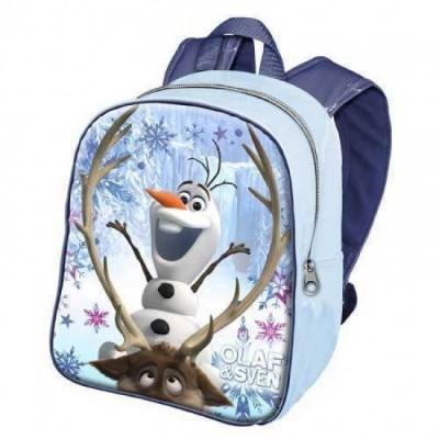 Mochila Pre Escolar Olaf Frozen