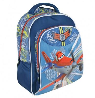 Mochila Pre Escolar Planes Dusty Trace Adaptável