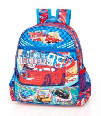 Mochila Pré-Escolar premium Cars Team 95