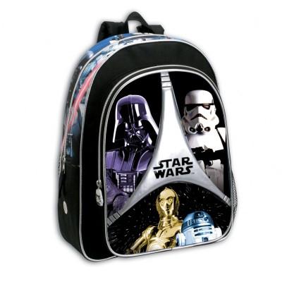 Mochila pre escolar Star Wars Flash