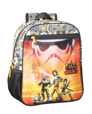 Mochila Pre Escolar Star Wars Rebels