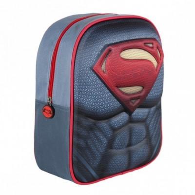 Mochila pre escolar SuperHomem 3D DC Superman VS Batman