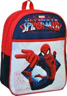 Mochila Spiderman C / trolley (40x32cm)