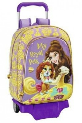 Mochila Trolley Disney Princesas Pets