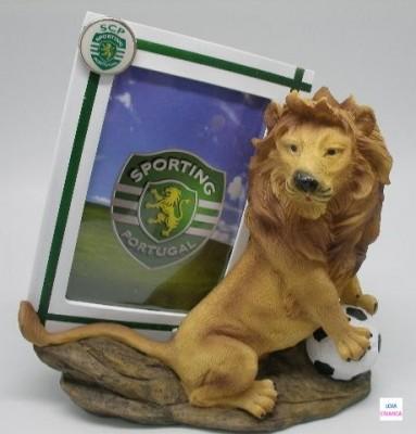Moldura do Sporting com Leão