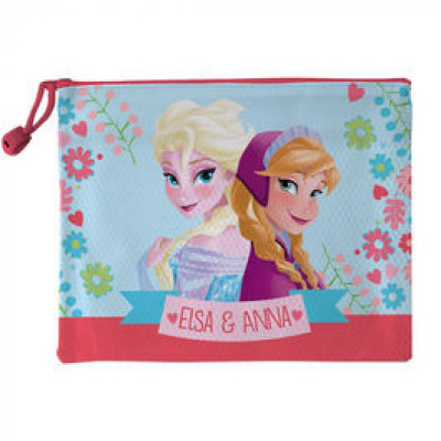Necessaire impermeavel Frozen Sisters Love