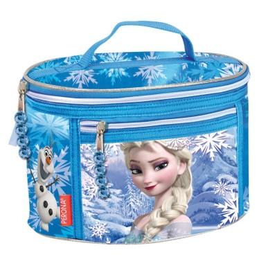 Necessaire viagem Frozen Elsa Ice