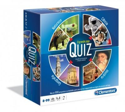 O Grande Jogo Quiz 8+