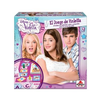 O Jogo da Violetta Disney