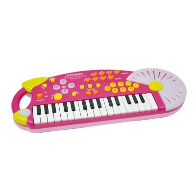 Órgão Eletrónico com Luzes 32 Teclas