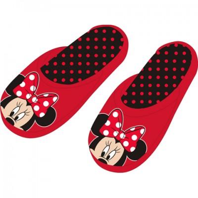 Pack 12 pares Chinelos quarto Disney Minnie