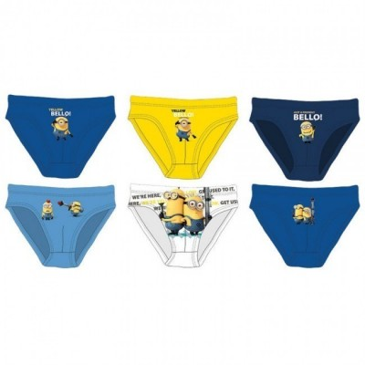 Pack 3 cuecas Minions Bello