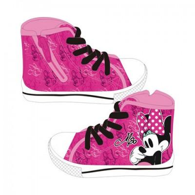 Pack 6 und ténis bota Disney Minnie Shy