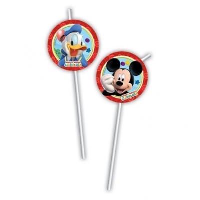 Palhinhas Mickey Mouse