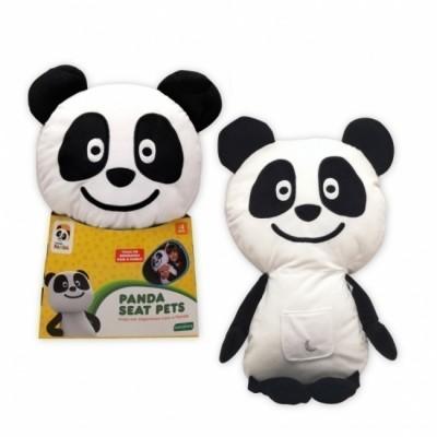 Panda Peluche Seat Pets