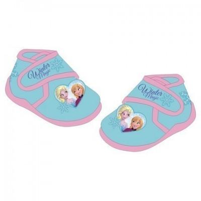 Pantufa bota Frozen Sisters