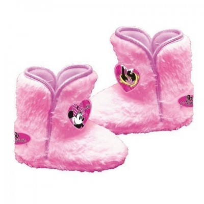 Pantufa Bota Minnie