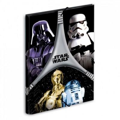 Pasta elasticos Star Wars Flash A4