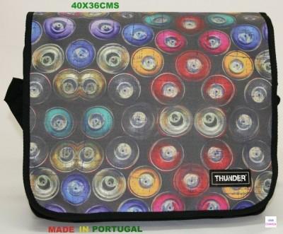 Pasta escolar Thunder Spray Cans