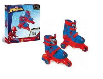 Patins em Linha Spiderman
