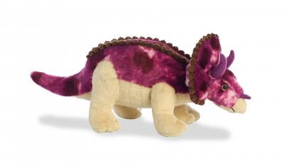 Peluche Dinossauro Triceratops 43cm