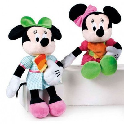 Peluche Disney Minnie Lolly sortido