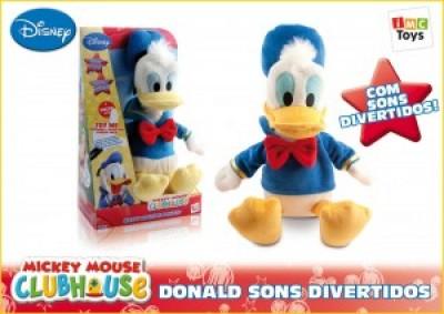 Peluche Donald sons divertidos