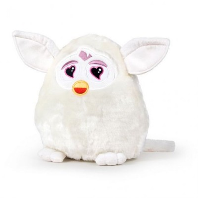 Peluche Furby branco 29cm