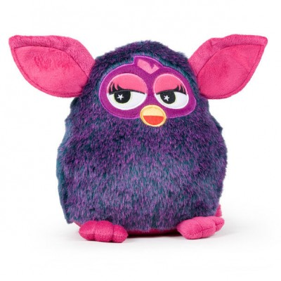 Peluche Furby roxo 29cm