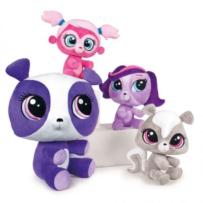 Peluche Littlest Pet Shop 24cm