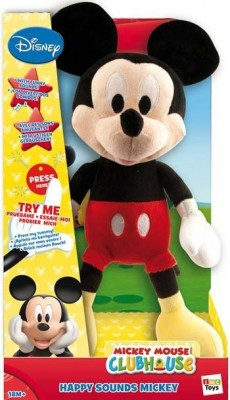 Peluche Mickey sons divertidos