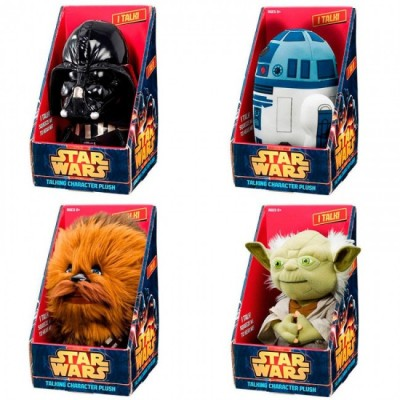 Peluche Star Wars Disney Sortidos