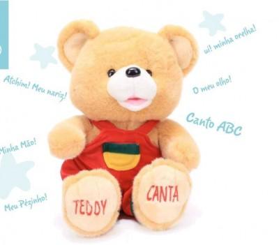 Peluche Teddy Canta