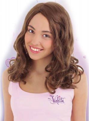 Peruca oficial Violetta Disney