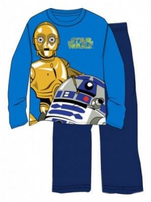 Pijama Azul Star Wars