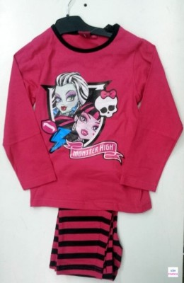 Pijama comprido Monster High