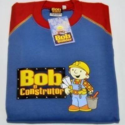 Pijama Criança Cardado Bob