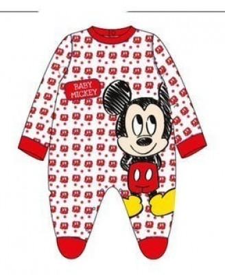 Pijama macacão bebé Mickey