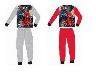 Pijama Marvel Spiderman City pack 4Unid