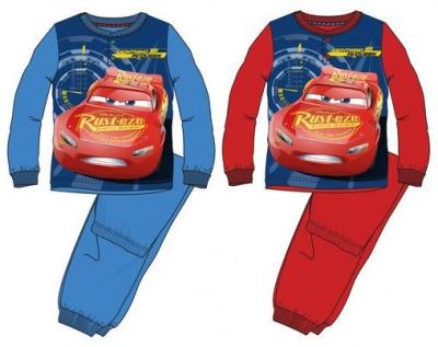 Pijama micropolar Cars - sortido