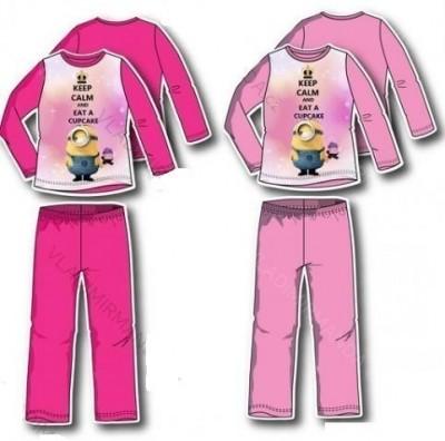 Pijama Minions Micropolar Keep Calm