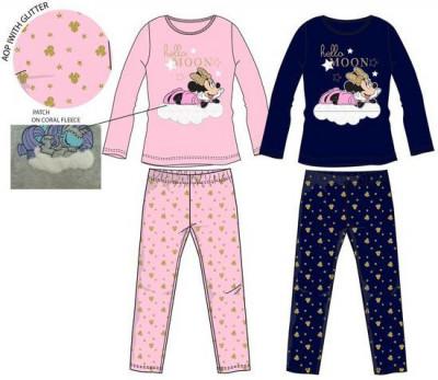 Pijama Minnie Hello Moon Sortido
